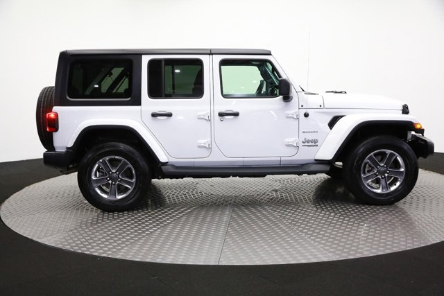 2019 Jeep Wrangler Unlimited for sale 122963 3