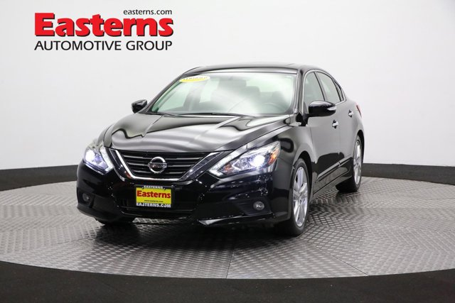 2016 Nissan Altima SL Technology V6 4dr Car