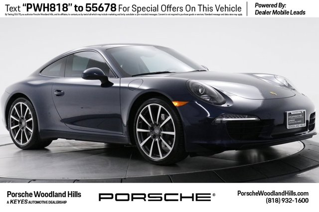 Used 2013 Porsche 911 in , CA