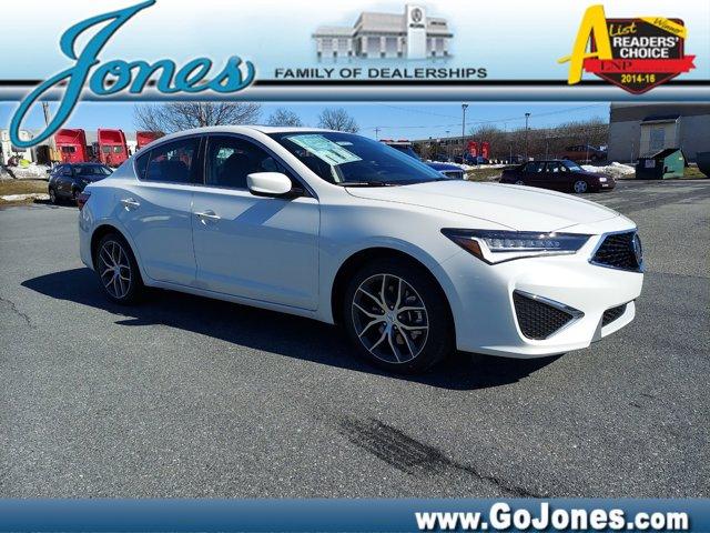 New 2021 Acura ILX Sedan w-Premium Package