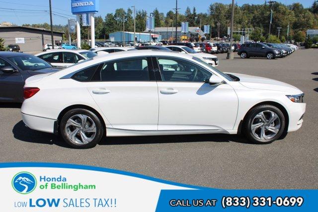 New 2020 Honda Accord Sedan in Olympia, WA