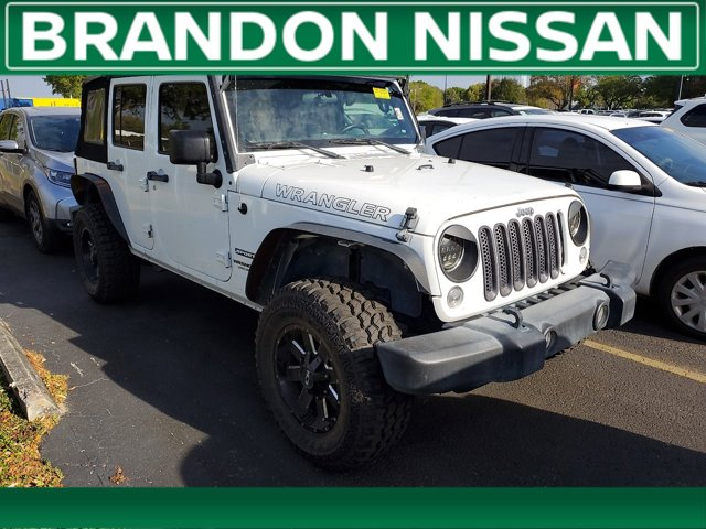 Used 2017 Jeep Wrangler Unlimited in Tampa, FL