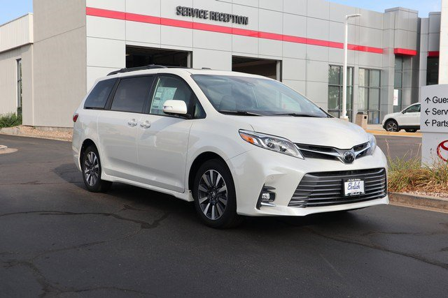 New 2020 Toyota Sienna in Fort Morgan, CO