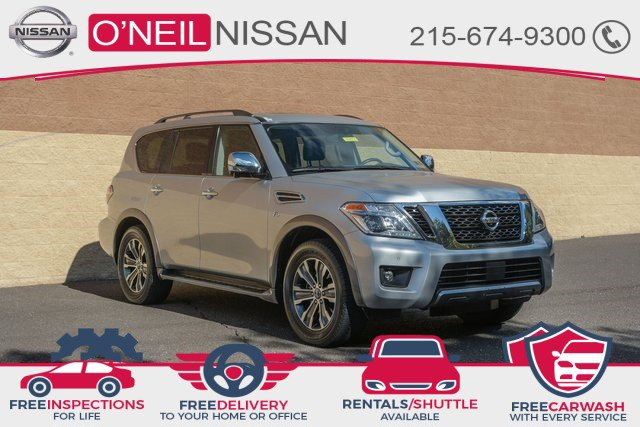 2019 Nissan Armada SL 4x4 SL Regular Unleaded V-8 5.6 L/339 [0]
