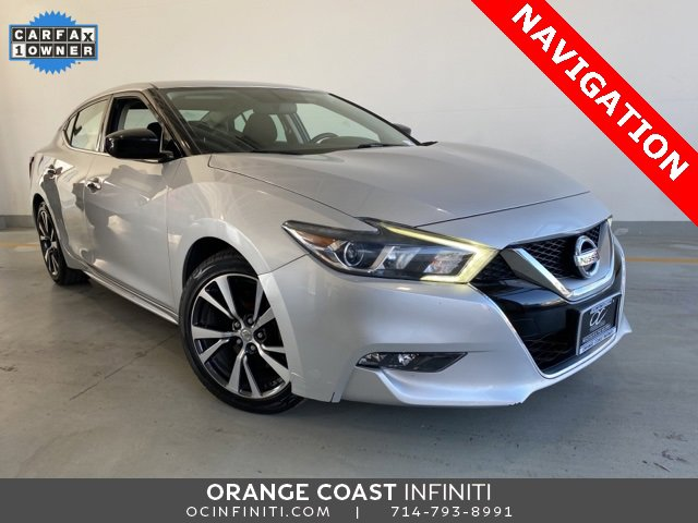 2016 Nissan Maxima  Premium Unleaded V-6 3.5 L/213 [6]