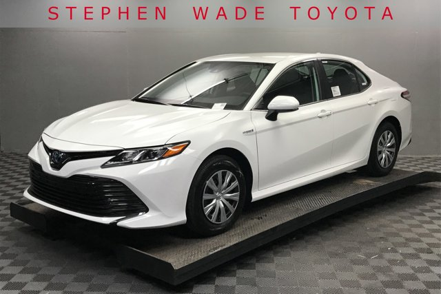 New 2020 Toyota Camry Hybrid in St. George, UT
