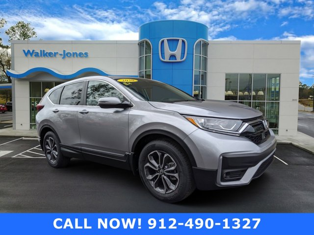 New 2020 Honda CR-V in Waycross, GA