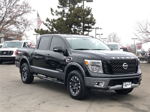 Used 2017 Nissan Titan in Fort Collins, CO