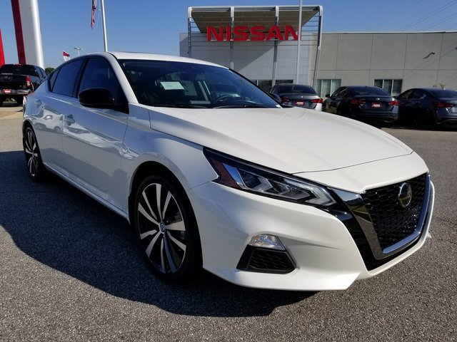 New 2020 Nissan Altima in Tifton, GA