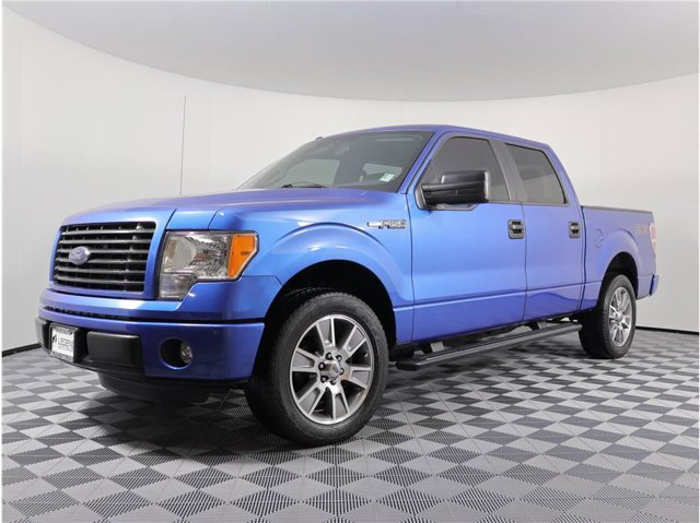 2014 Ford F-150 STX Pickup 4D 5 1/2 ft