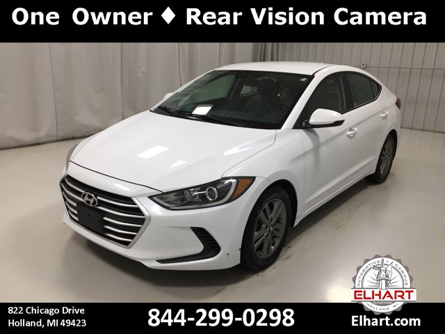 Used 2017 Hyundai Elantra in Holland, MI