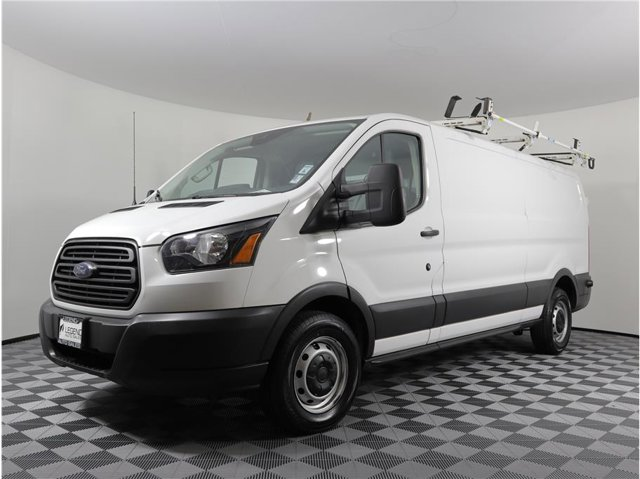 2016 Ford Transit Cargo Van Low Roof w/Sliding Side Door w/LWB Van 3D