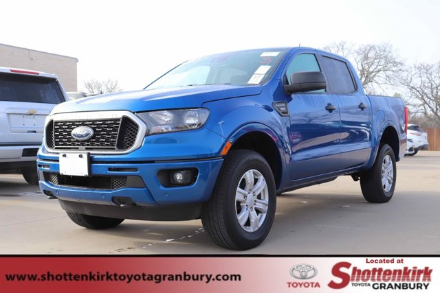 Used 2019 Ford Ranger in Granbury, TX