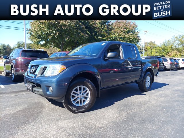 2019 Nissan Frontier SV SV Crew Cab 4x4 Auto Regular Unleaded V-6 4.0 L/241 [0]