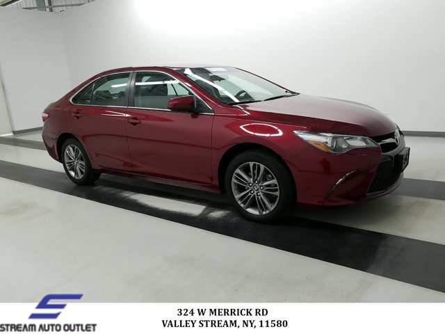 Used 2017 Toyota Camry in Valley Stream, NY
