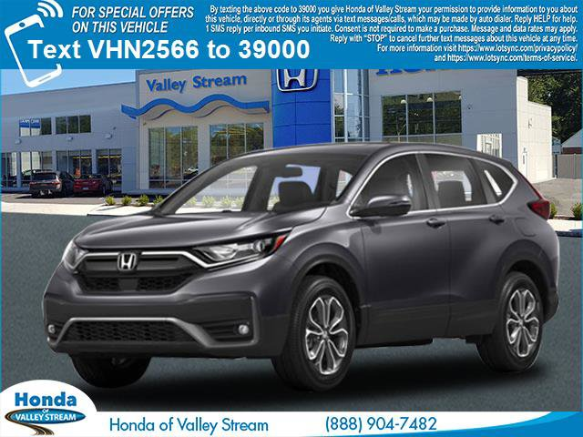 2020 Honda CR-V EX EX AWD Intercooled Turbo Regular Unleaded I-4 1.5 L/91 [9]
