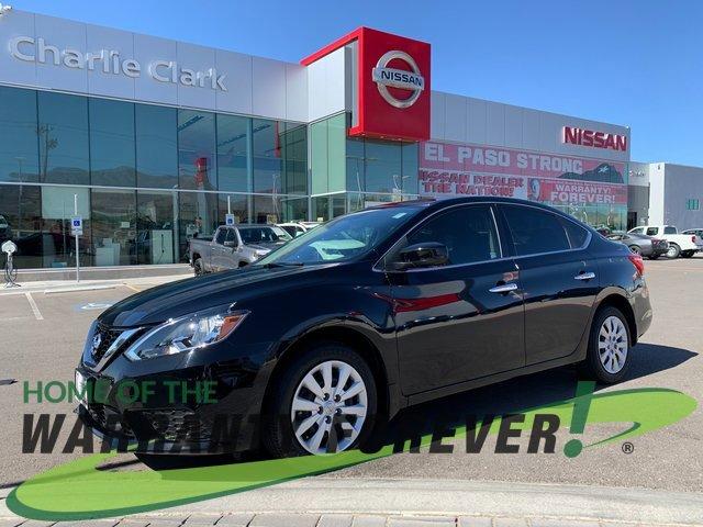 2019 Nissan Sentra S S CVT Regular Unleaded I-4 1.8 L/110 [6]