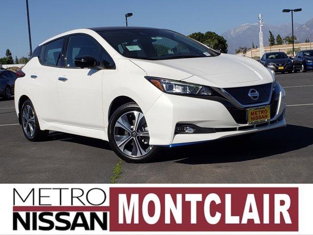 2021 Nissan LEAF SL PLUS SL PLUS Hatchback Electric [8]