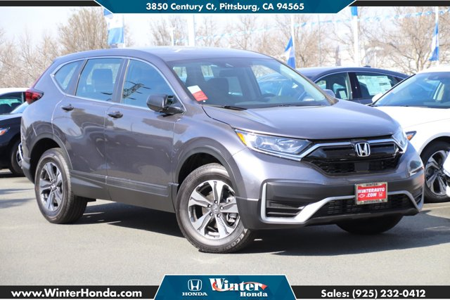 2020 Honda CR-V LX LX AWD Intercooled Turbo Regular Unleaded I-4 1.5 L/91 [3]