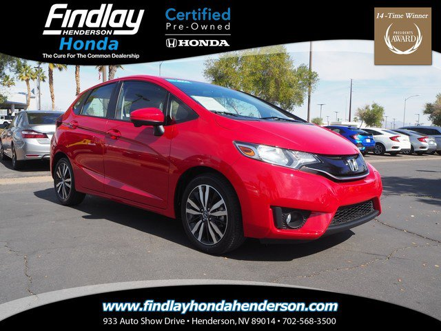 Used 2016 Honda Fit in Las Vegas, NV