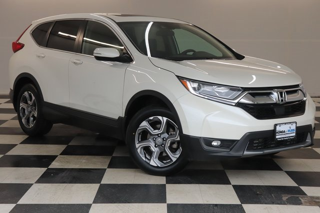 Used 2018 Honda CR-V in Paris, TX