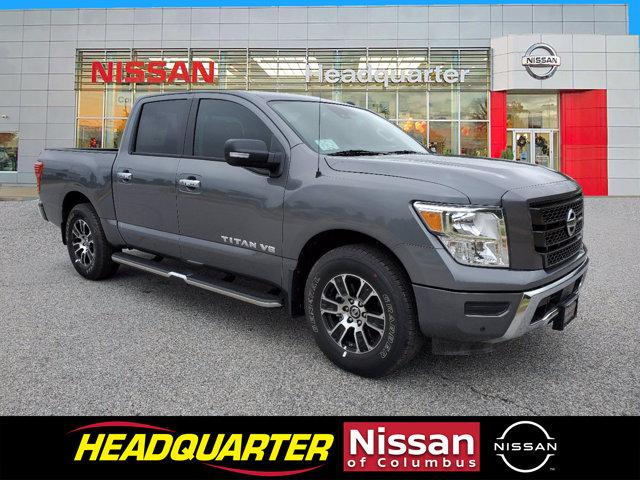 New 2021 Nissan Titan in Columbus, GA
