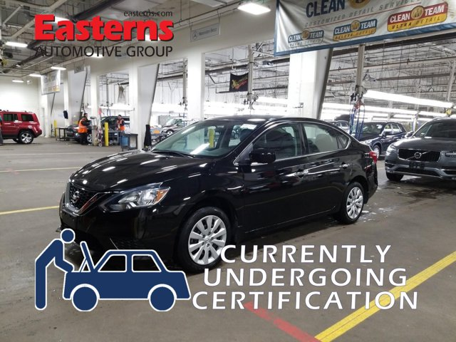 2017 Nissan Sentra S 4dr Car