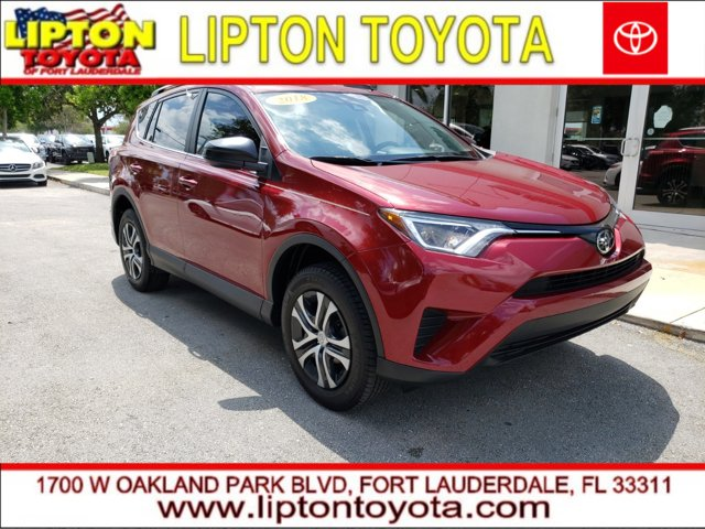Used 2018 Toyota RAV4 in Ft. Lauderdale, FL
