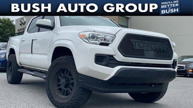 2019 Toyota Tacoma 4WD SR  Regular Unleaded V-6 3.5 L/211 [7]