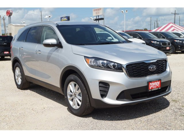 New 2019 KIA Sorento in Conroe, TX