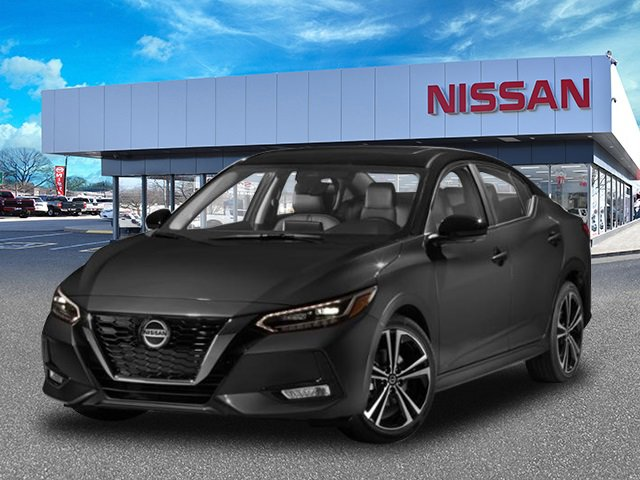 2020 Nissan Sentra S S CVT Regular Unleaded I-4 2.0 L/122 [12]