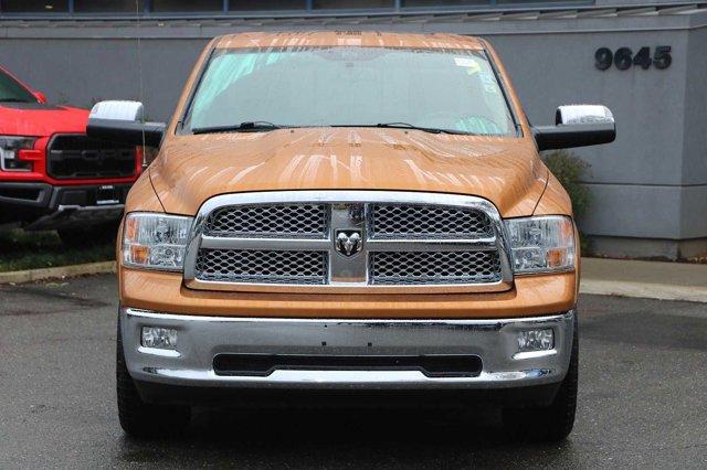 Used 2012 Ram 1500 4WD Crew Cab 140.5 Laramie