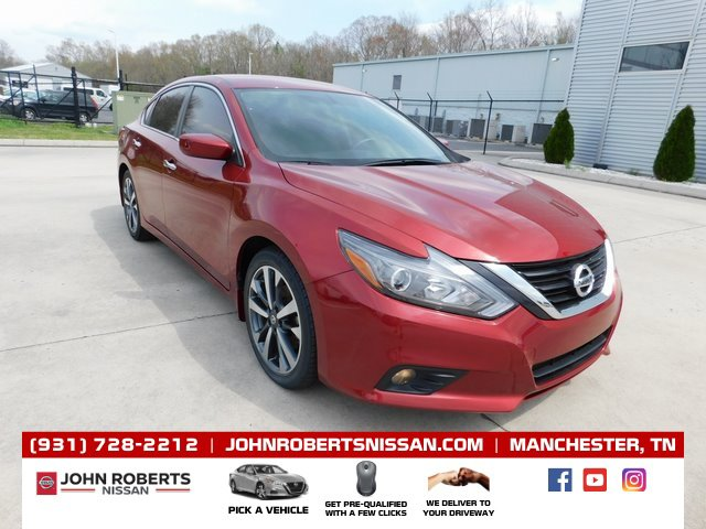 Used 2017 Nissan Altima in Manchester, TN