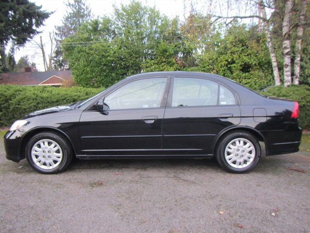 Used 2004 Honda Civic 4dr Sdn LX Auto w-Side Airbags