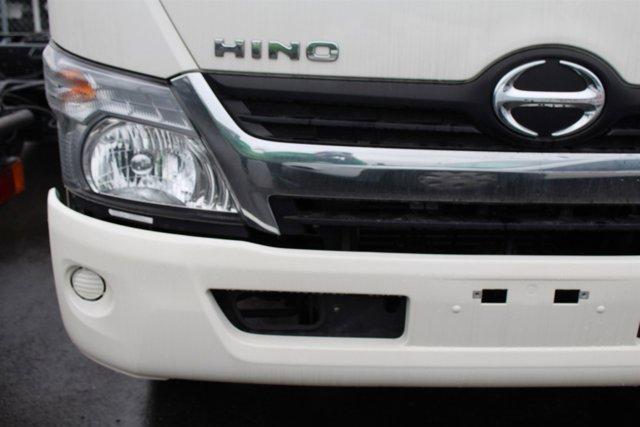 New 2016 Hino 195