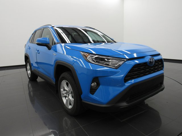 Used 2019 Toyota RAV4 Hybrid in Baton Rouge, LA