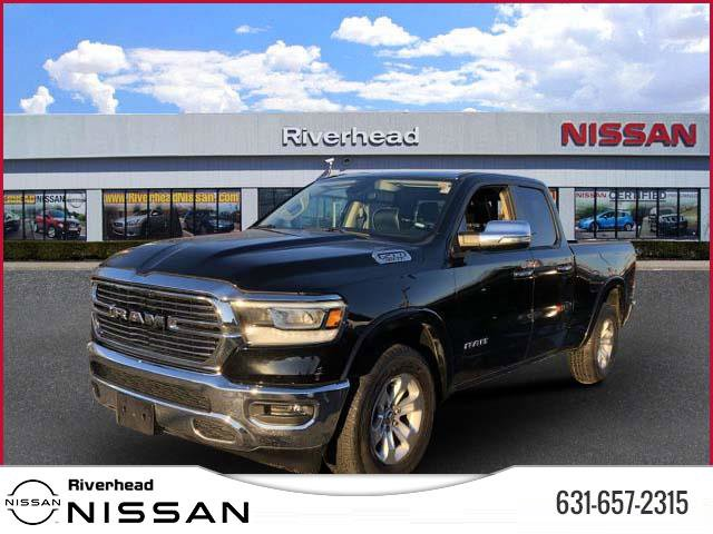 2020 Ram 1500 Laramie Laramie 4x4 Quad Cab 6'4″ Box Regular Unleaded V-8 5.7 L/345 [1]