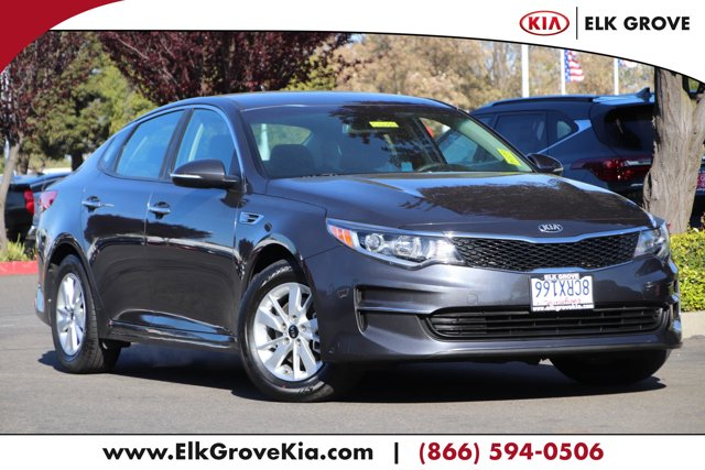 Used 2018 Kia Optima LX Auto