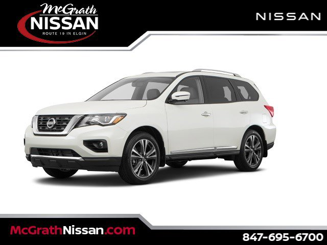 2017 Nissan Pathfinder Platinum 4x4 Platinum Regular Unleaded V-6 3.5 L/213 [15]