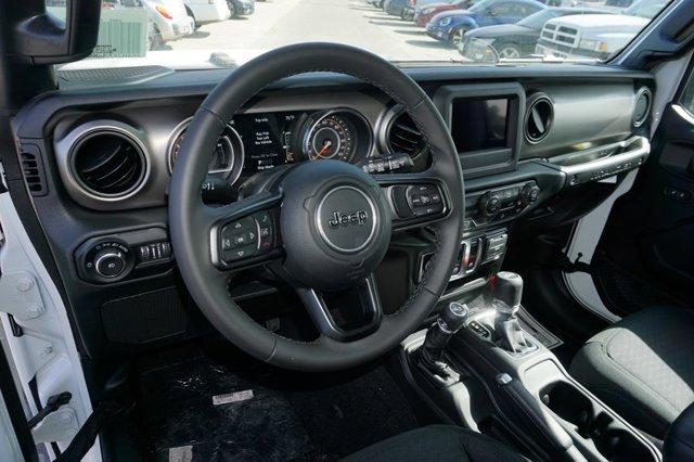 New 2019 Jeep Wrangler Sport S 4x4