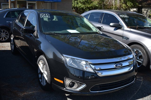 Used 2012 Ford Fusion in Waycross, GA