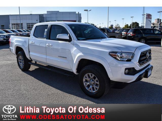 Used 2017 Toyota Tacoma in Odessa, TX