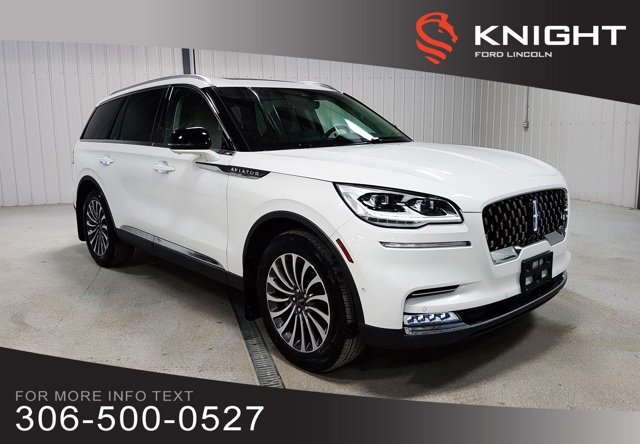 2020 Lincoln Aviator Design Specs Equipment Release >> New 2020 Lincoln Aviator Reserve 4wd With Navigation Awd