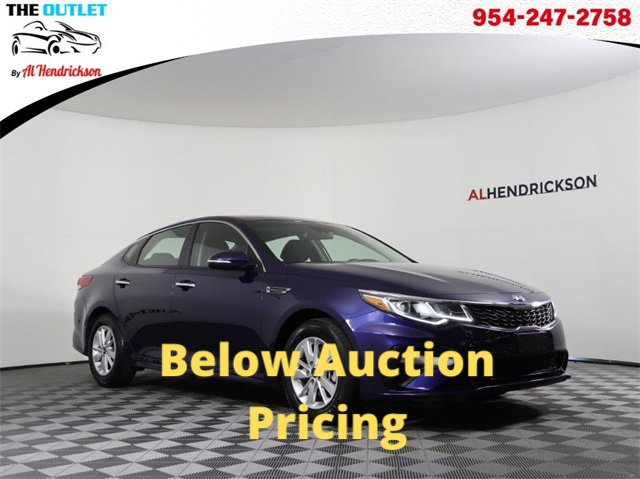 Used 2019 KIA Optima in Coconut Creek, FL