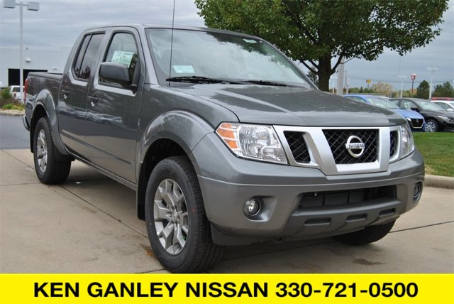 New 2020 Nissan Frontier in Medina, OH