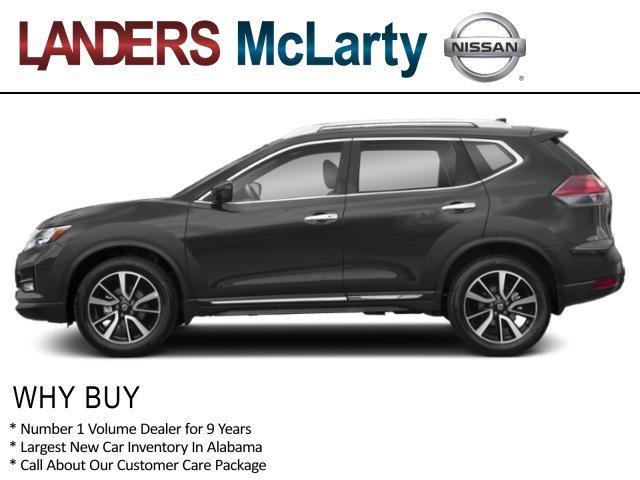 New 2020 Nissan Rogue in Huntsville, AL