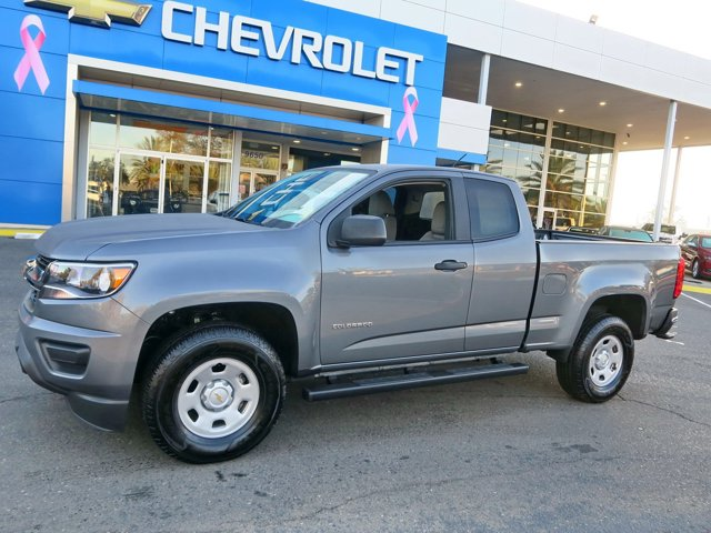 Used 2019 Chevrolet Colorado 2WD Ext Cab 128.3 Work Truck