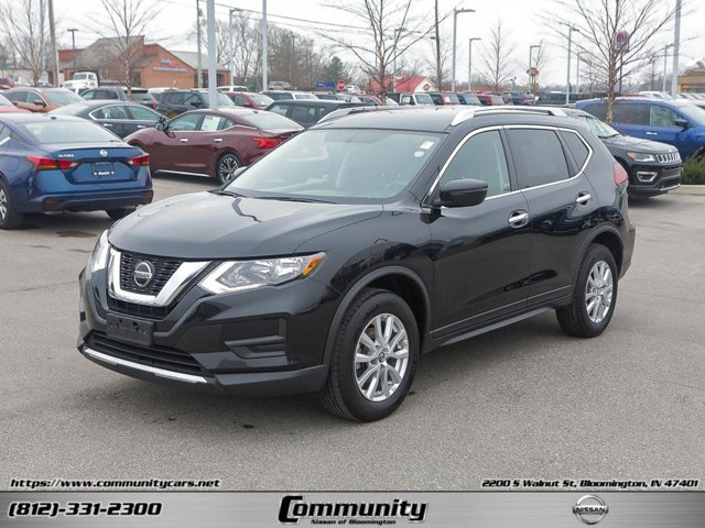 Used 2018 Nissan Rogue in Bloomington, IN