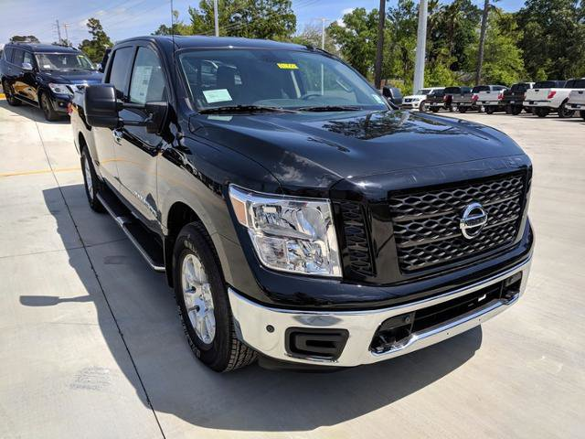 New 2019 Nissan Titan in Denham Springs , LA