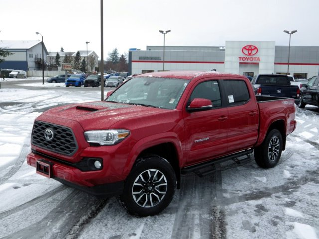 New 2020 Toyota Tacoma in Juneau, AK